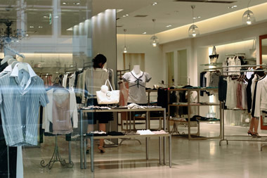department store chain retail management
