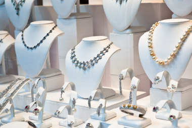 jewelry e-tail store management solution