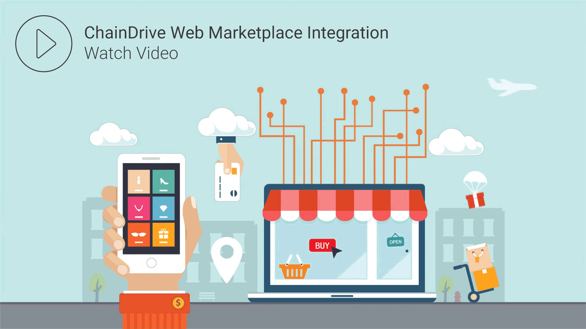 Web Marketplace Integration Video