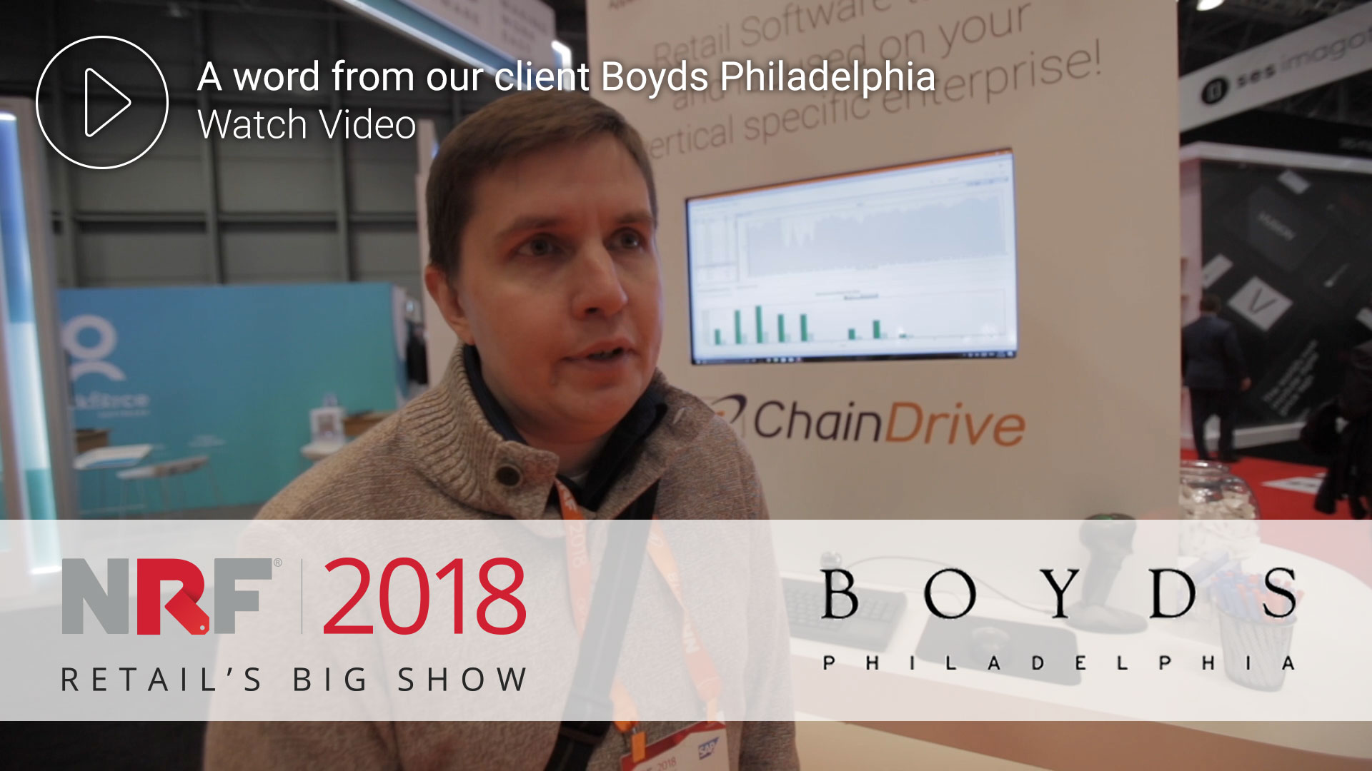 Retail Recources - NRF Interview Video - Boyds Philadelphia
